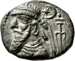 Elymais: Kamnakires III. 1 Jhd. V. Chr.: Tetradrachme, 15,41 G, BMC 12 Ff, Sehr Schön-vorzüglich. - Ohne Zuordnung