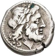 Anonym: Lot 2 Stück; Anonym, AR-Victoriat, Nach 211 V. Chr.; 3,1 G. Albert 163, Crawfort 53/1 Und C. - Römische Münzen