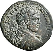 Caracalla (196 - 198 - 217): Amisos In Pontos, Æ Sesterz (sestertius). Geprägt 245 = 213/4 AD. Kopf - 4. Die Severische Dynastie (193 / 235)