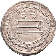 Abbasiden: Lot 3 Dirham, Nicht Näher Bestimmt, Um 800 N.Ch. - Islamische Münzen