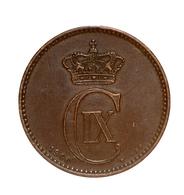 Dänemark: Kleine Partie Von Drei 5 Öre-Stücken Von 1874, 1906 Und 1927 Jeweils In Sehr Schöner Erhal - Dänemark
