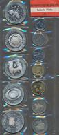 Österreich: Kursmünzensatz 1974 Polierte Platte / Proof, Groß, Inklusive 4 X 50 Und 1 X 100 Schillin - Oesterreich