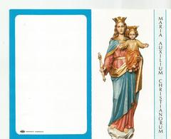 CALENDARIETTO MARIA AUXILIUM CHRISTIANORUM 1974 - Calendars