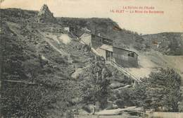ALET - La Mine De  Dolomite. - France