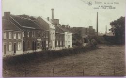 (2835) Tubeke - Tubize - La Rue Des Pints Et La Cotonnière - Tubeke
