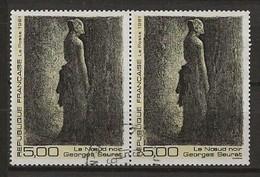 FRANCE:, Obl., N° YT 2693 X 2, Paire, TB - Oblitérés
