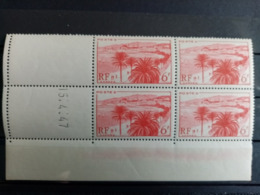 France.1947.N°777cd47. La CROISETTE à CANNES.Coin Daté.Neuf++ - 1940-1949