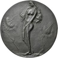 Medaillen Deutschland: Nürnberg: Bronzegussmedaille 1971 Von H. Klinkel, Auf Den 500. Geburtstag Von - Deutschland