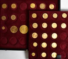 Alle Welt  - Anlagegold: Goldschatz-Kassette: Eine Unscheinbare Kassette, Angedacht Für 5 DM Und 10 - Ohne Zuordnung