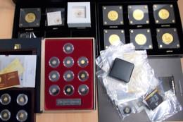 Alle Welt  - Anlagegold: Die Kleinsten Goldmünzen Der Welt. Eine Sehr Umfangreiche Sammlung An Ca. 6 - Ohne Zuordnung
