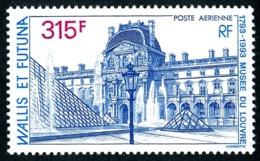 WALLIS ET FUTUNA 1993 - Yv. PA 176 **   Faciale= 2,64 EUR - Musée Du Louvre  ..Réf.W&F22513 - Unused Stamps