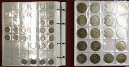 Dänemark: Zwei Alben Voll Mit Münzen Aus Dänemark Nach Nominalen Und Jahrgängen Gesammelt. Von Öre B - Dänemark