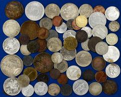 Österreich: Von Kreuzer Und Krone Zum Groschen Und Schilling. 5 Beba Schuber Mit Münzen Aus Österrei - Oesterreich