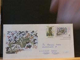 80/092A ENVELOPPE  ESPAGNE - Stamped Stationery