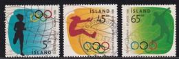 Iceland 1996, Sports Vfu - Gebraucht