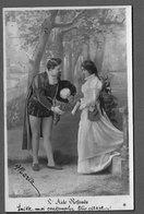 Opéra Faust De Gounod: Série De 5 Cpa Faust Et Marguerite - Opera