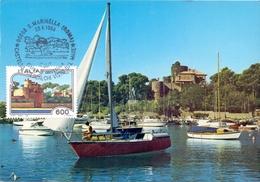 S. MARINELLA ROMA    1994 MAXIMUM POST CARD (GENN200010) - Geografia
