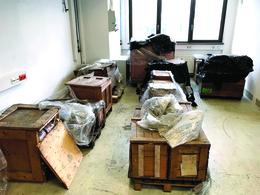 Alle Welt: Lagerräumung: Ca. 23,5 Tonnen - über 10 Millionen Münzen - Suchen Einen Neuen Besitzer. I - Ohne Zuordnung