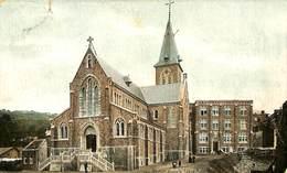 CPA - Belgique - Cachet à Pont - Namur Départ 30-07-1908 - Namur - Nouvelle Eglise - Marcophilie