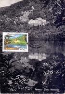 POTENZA BADIA MONTICCHIO    1994 MAXIMUM POST CARD (GENN200011) - Geografia