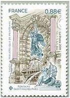 N° 5304 ** Fontaine ST Michel - Francia