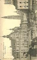 CPA - Belgique - Cachet à Pont - Anvers Départ 26-07-1908 - Anvers - Hansa Huis Et Canal Au Sucre - Marcophilie