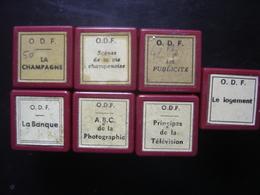 Lot FILM FIXE 35mm Champagne Television Photographie Publicite Banque - Pellicole Cinematografiche: 35mm-16mm-9,5+8+S8mm
