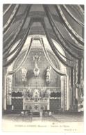 CPA 53 - VIVIERS En CHARNIE (Mayenne) - Intérieur De L'église Décoré De Bandeaux D'hermine - Autres Communes