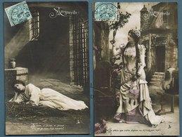 Faust Opéra De Gounod: Belle Série De 10 Cpa - Opera