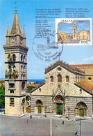 MESSINA DUOMO    1994 MAXIMUM POST CARD (GENN200018) - Geografia