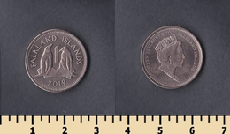 Falkland Islands 1 Penny 2019 - Falkland Islands