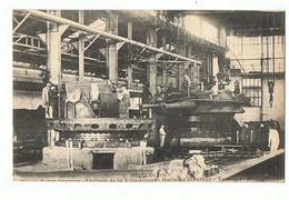 03 - MONTLUCON - Ateliers De La Ville Gozet, Halle De Montage, Tourelles Marines  - 1070 - Montlucon