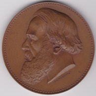 BELGIË, AE Medaille 1886, Prof. Van Beneden, Door Geerts. - Autres