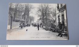 LISSAC : Avenue De L'église  .................... MN-2331 - Francia