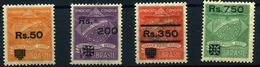 Brasil Nº 21/24. Año 1930 - Brasile