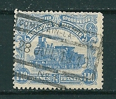 "TR 72 Gestempeld COMBLAIN LA TOUR ""franken"" - Cote 28,50 - 1915-1921"