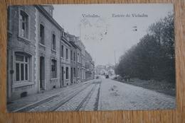 2033/ VIELSALM-Entrée De Vielsalm - Vielsalm