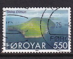 Faroe Islands 2004, Minr 483 Vfu. - Féroé (Iles)