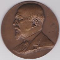 BELGIË, AE Medaille 1929, Prof. Jules Cornet, Door Bonnetain. - Belgio