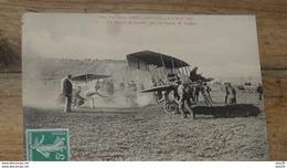 Fetes Aviation NANCY JARVILLE 1912 : Départ De Loridan Sur Biplan Farman  ………MZ2-3514 - Autres Communes