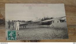 Fetes Aviation NANCY JARVILLE 1912 : Gordon Bell Au Depart Sur Son Monoplan Rep  ………MZ2-3520 - Frankrijk