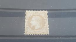 LOT 486197 TIMBRE DE FRANCE NEUF* N°28A VALEUR 850 EUROS - 1863-1870 Napoléon III Lauré