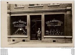 Carte Photo De LENS : Commerce De Boissons   ….................…4432a - Lens