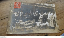 PARIS : Les HALLES : Omer Decugis  ….................…4430 - Francia