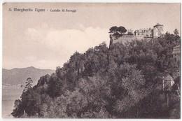 S.Margherita Ligure - Castello Di Paraggi /P520/ - Genova (Genoa)