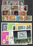 Congo - Brazzaville, Lot Of Different Stamps - Congo - Brazzaville