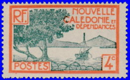 Nouvelle Calédonie 1928. ~  YT 141** - Pointe Des Palétuviers - Ungebraucht