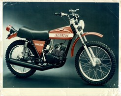 Italjet 1973 +-22cm X 17cm  Moto MOTOCROSS MOTORCYCLE Douglas J Jackson Archive Of Motorcycles - Foto's
