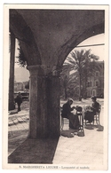 S.Margherita Ligure - Lavoratrici Al Tombolo /P520/ - Genova (Genoa)