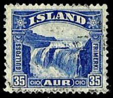 Islandia Nº 141 Usado. Cat.12€ - 1944-... República